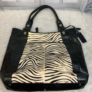 Aqua Madonna. Leather